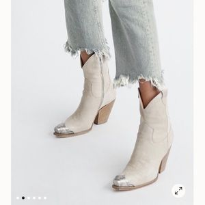 Free People cowboy boots